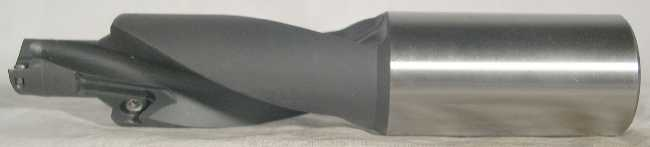 Kennametal 0 625 inch x 1 18 inch step drill bit, indexable