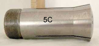 """31//64/"""" 4C Round Collets"""