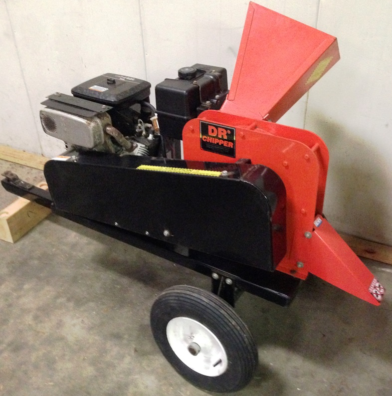 Wood Chipper 18hp Dr Model C18 Chp Picture 2